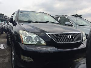 Lexus RX 2005 330 4WD Black   Cars for sale in Lagos State, Apapa