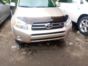 Toyota RAV4 2007 Limited V6 Gold | Cars for sale in Lagos State, Amuwo-Odofin