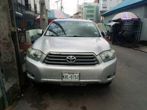 Toyota Highlander 2006 V6 Silver | Cars for sale in Lagos State, Ikeja