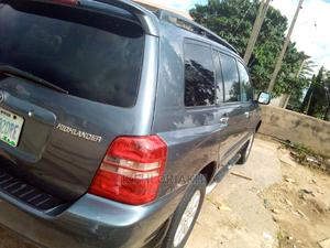 Toyota Highlander 2002 Blue | Cars for sale in Abuja (FCT) State, Kubwa
