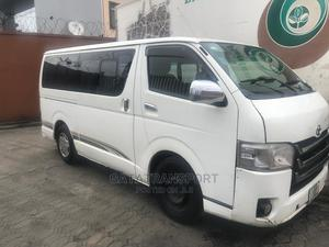 Toyota Hiace Bus 2017 (Few Months Nigerian Used)   Buses & Microbuses for sale in Lagos State, Ajah