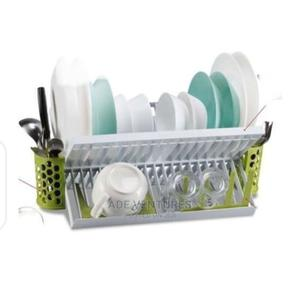 New QASA Rustles 2 Tier Plastic Dish Drainer and Plate Rack   Kitchen & Dining for sale in Lagos State, Lagos Island (Eko)