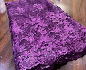 Original Lace Fabric Suitable for Asoebi and Other Events | Clothing for sale in Lagos State, Surulere