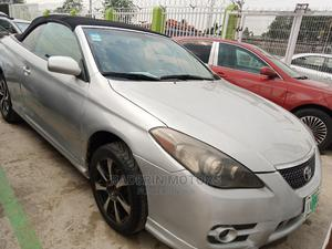 Toyota Solara 2006 3.3 Convertible Silver | Cars for sale in Lagos State, Ikeja