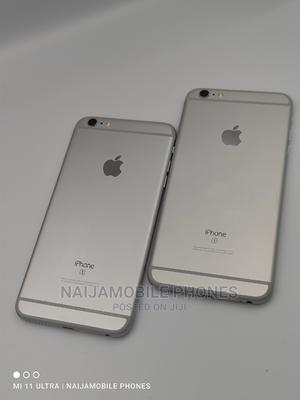 Apple iPhone 6s Plus 64 GB Silver | Mobile Phones for sale in Lagos State, Alimosho
