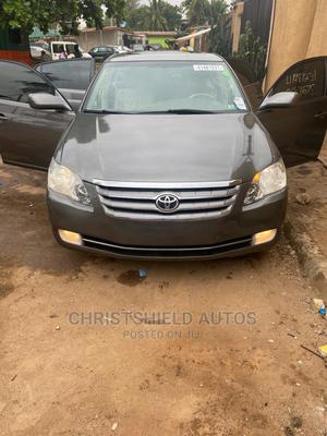 Toyota Avalon 2008 Gray | Cars for sale in Lagos State, Alimosho