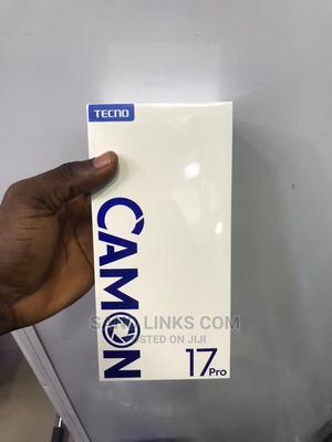 New Tecno Camon 17 Pro 256 GB Black | Mobile Phones for sale in Lagos State, Lagos Island (Eko)