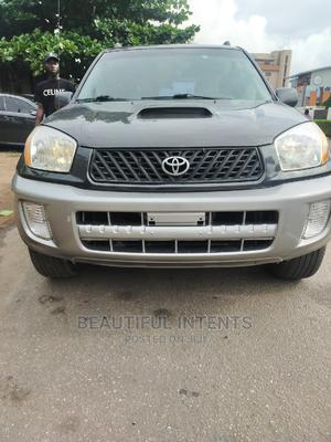 Toyota RAV4 2003 Automatic Gray   Cars for sale in Lagos State, Ikeja