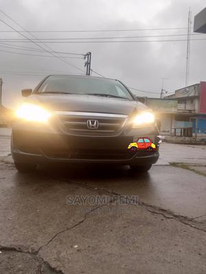 Honda Odyssey 2005 Gray | Cars for sale in Oyo State, Ibadan