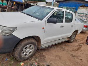 Toyota Hilux 2012 2.0 VVT-i White | Cars for sale in Lagos State, Alimosho