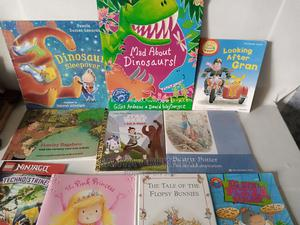 Children Readers and More   Books & Games for sale in Lagos State, Ikeja