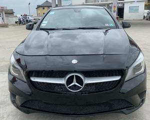 Mercedes-Benz CLA-Class 2014 Black | Cars for sale in Lagos State, Ajah