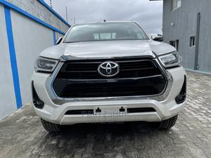 New Toyota Hilux 2021 White   Cars for sale in Lagos State, Victoria Island