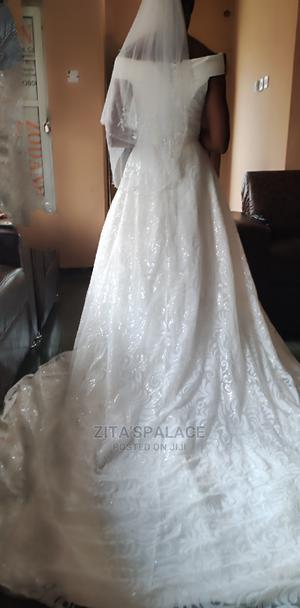 Cathedral Wedding Dress for Rent | Wedding Wear & Accessories for sale in Lagos State, Alimosho