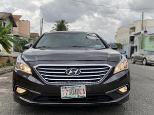 Hyundai Sonata 2017 Gray | Cars for sale in Lagos State, Ikeja
