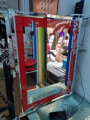 Design Plain Mirror (Payment on Delivery) | Plumbing & Water Supply for sale in Lagos State, Orile