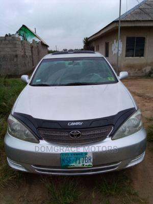 Toyota Camry 2004 Silver | Cars for sale in Lagos State, Maryland