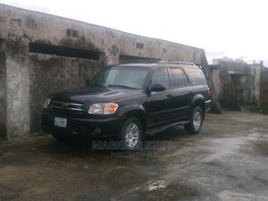 Toyota Sequoia 2005 Black   Cars for sale in Lagos State, Lekki