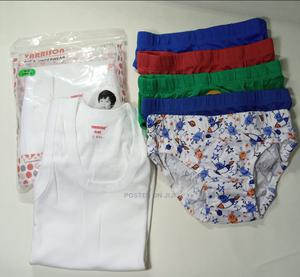 Children Underwear / Singlet and Pant   Children's Clothing for sale in Lagos State, Ikeja