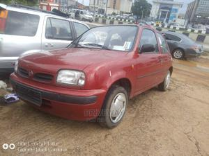 Nissan Micra 1999 Red | Cars for sale in Lagos State, Isolo
