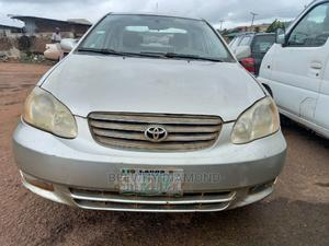 Toyota Corolla 2004 LE Silver | Cars for sale in Ondo State, Akure