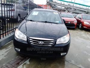 Hyundai Elantra 2010 GLS Black | Cars for sale in Lagos State, Lekki