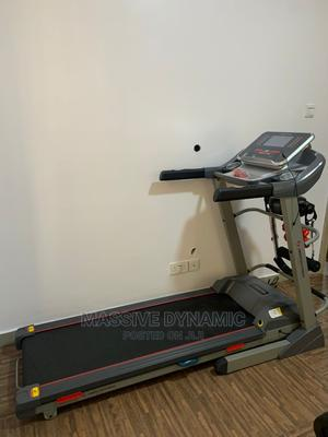 3hp Treadmil Upto 180kg User Weight | Sports Equipment for sale in Lagos State, Ikoyi