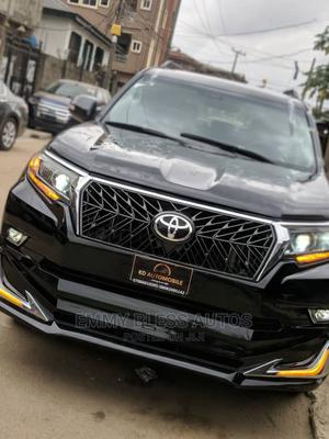 Toyota Land Cruiser Prado 2011 Black | Cars for sale in Lagos State, Ogba