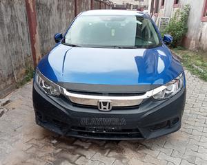 Honda Civic 2018 EX Hatchback Blue   Cars for sale in Lagos State, Ajah