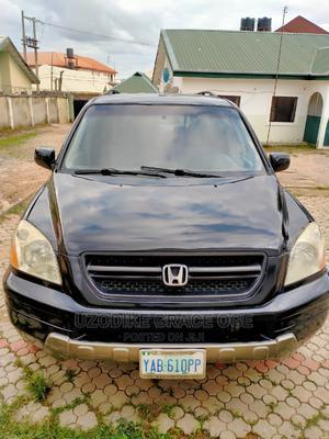 Honda Pilot 2004 EX 4x4 (3.5L 6cyl 5A) Black | Cars for sale in Abuja (FCT) State, Garki 2