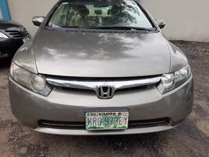 Honda Civic 2008 1.4i Sport Gray | Cars for sale in Lagos State, Surulere