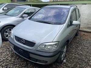Opel Zafira 2001 Gray | Cars for sale in Lagos State, Ifako-Ijaiye