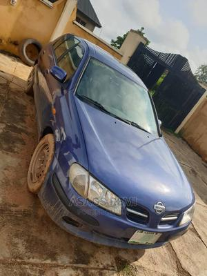 Nissan Almera 2003 1.5 D Blue   Cars for sale in Oyo State, Ibadan
