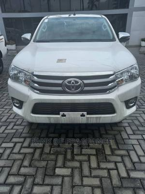 New Toyota Hilux 2019 SR 4x4 White | Cars for sale in Lagos State, Ikoyi
