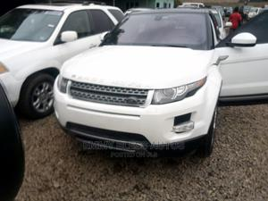 Land Rover Range Rover Evoque 2015 White | Cars for sale in Lagos State, Ojodu