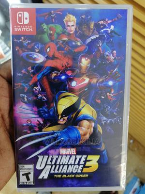 Nintendo Switch Ultimate Alliance 3 Game | Video Games for sale in Lagos State, Ikeja