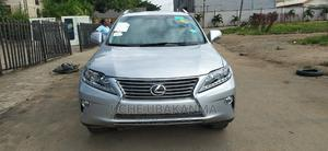 Lexus RX 2012 350 AWD Silver | Cars for sale in Lagos State, Ikeja