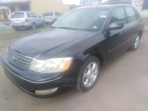 Toyota Avalon 2003 Black | Cars for sale in Lagos State, Ojo