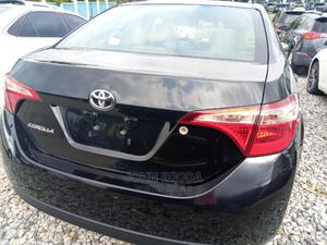 Toyota Corolla 2017 Black   Cars for sale in Abuja (FCT) State, Central Business District
