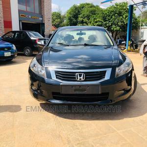 Honda Accord 2009 Black | Cars for sale in Kaduna State, Kaduna / Kaduna State