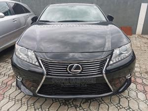 Lexus ES 2014 350 FWD Black | Cars for sale in Lagos State, Amuwo-Odofin