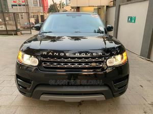 Land Rover Range Rover Sport 2015 Black | Cars for sale in Lagos State, Yaba