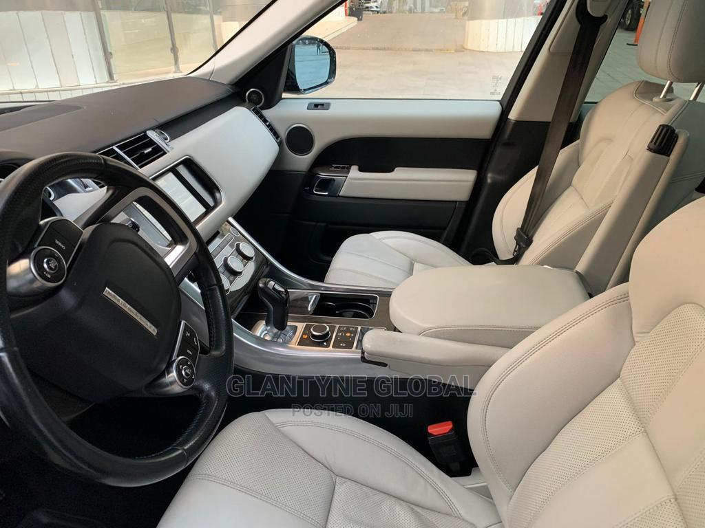 Land Rover Range Rover Sport 2015 Black | Cars for sale in Yaba, Lagos State, Nigeria
