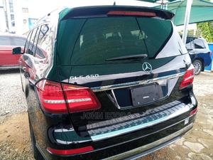 Mercedes-Benz GLS-Class 2019 GLS450 4MATIC Black   Cars for sale in Abuja (FCT) State, Central Business District