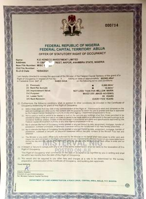 80.2 Hectares Mass Housing FCDA Rofo Handy | Land & Plots For Sale for sale in Abuja (FCT) State, Sabo Gida