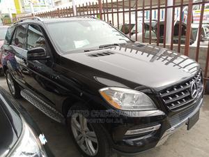 Mercedes-Benz M Class 2013 ML 350 4Matic Black | Cars for sale in Lagos State, Amuwo-Odofin