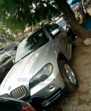 BMW X5 2008 Silver | Cars for sale in Lagos State, Ikeja