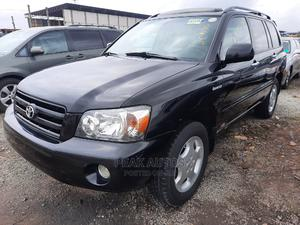 Toyota Highlander 2006 Limited V6 4x4 Black   Cars for sale in Lagos State, Amuwo-Odofin