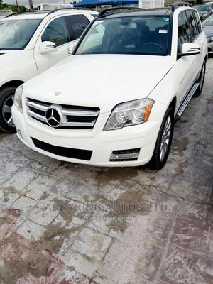 Mercedes-Benz GLK-Class 2010 350 4MATIC White | Cars for sale in Lagos State, Ajah