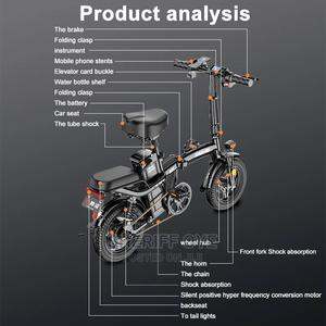 New Motorcycle 2021 Black   Motorcycles & Scooters for sale in Lagos State, Surulere
